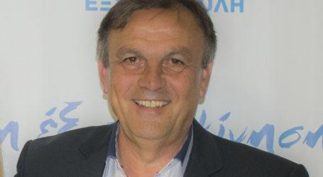 Υποψήφιος δημοτικός σύμβουλος ο πρόεδρος του Ερασιτέχνη Ολυμπιακού Β.