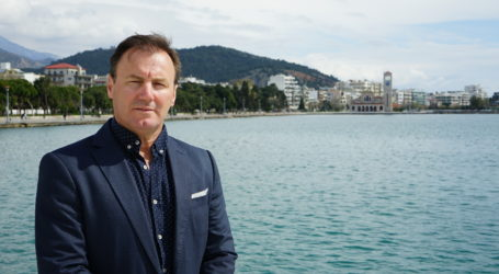 Τριαντάφυλλος Γκογκινούδης στο TheΝewspaper.gr: «Τα τελευταία χρόνια ο Βόλος έχει αναδειχθεί πόλη – πρότυπο για την Ελλάδα»