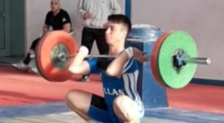 Προκρίσεις αθλητών άρσης βαρών στους τελικούς πανελ. πρωταθλημάτων