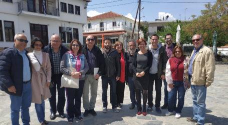 """Ιάσονας Αποστολάκης: """"Βουνό"""" τα προβλήματα σε Διμήνι και Σέσκλο – Ανύπαρκτη η δημοτική αρχή"""