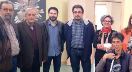 Ιάσονας Αποστολάκης: Στόχος μας η κοινωνική προστασία και αλληλεγγύη με σεβασμό προς τον άνθρωπο