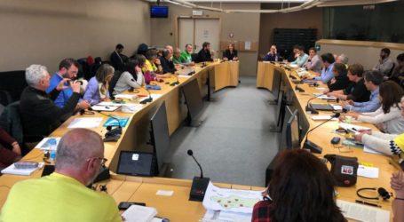 Η Επιτροπή Αγώνα Πολιτών Βόλου στη διεθνή συνάντηση στο Ευρωπαϊκό Κοινοβούλιο
