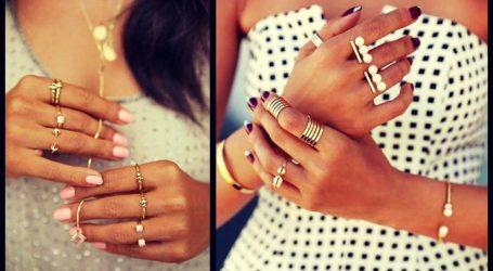Δαχτυλίδι  : Το must-have αξεσουάρ  μόνο στο κοσμηματοπωλείο  Χρυσόλιθος