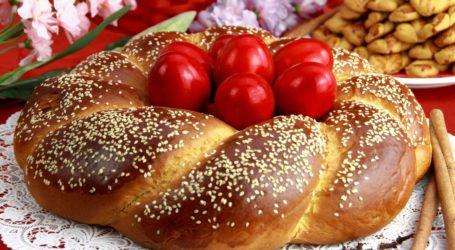 Αρτοποιεία Μανδηλά: Γιατί φτιάχνουμε τσουρέκια το Πάσχα
