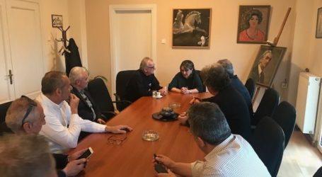 Στον Τύρναβο με δεσμεύσεις για δίκαιες αποζημιώσεις η υφυπουργός Αγροτικής Ανάπτυξης Ολ. Τεληγιορίδου