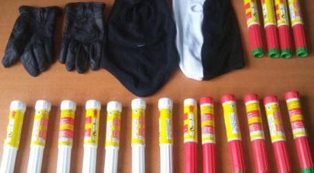 Χειροπέδες σε 16 οπαδούς του ΠΑΟΚ στη Λάρισα – Βρέθηκε αυτοσχέδιος εκρηκτικός μηχανισμός! (φωτό)