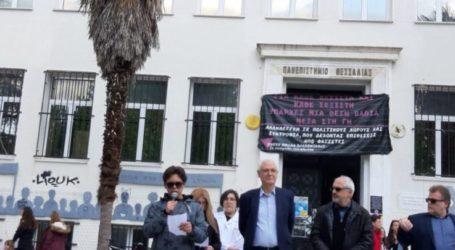 Το Γυμνάσιο Πλατυκάμπου βγαίνει στην πλατεία…για την κλιματική αλλαγή