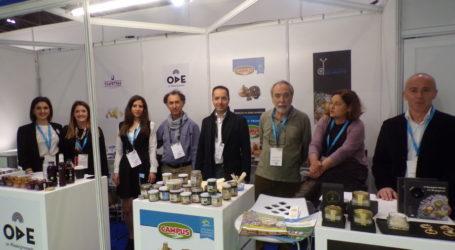 Στη Διεθνή έκθεση Φυσικών και Βιολογικών προϊόντων στο Λονδίνο το Επιμελητήριο Λάρισας