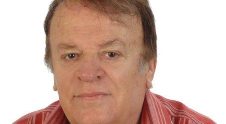 Βόλος: Πέθανε ο Ιωάννης Μπαρούνης