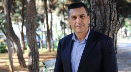 Το «γάντι» στον Κώστα Αγοραστό πετάει ο υποψήφιος για την περιφέρεια Θεσσαλίας Δημ. Κουρέτας