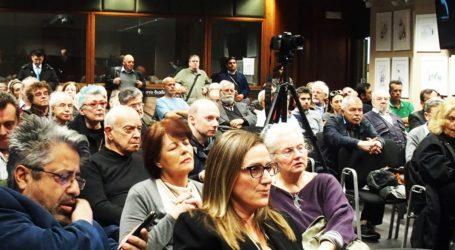 Συνέντευξη Τύπου δημοτικού συνδυασμού «Αθήνα για την Ελλάδα»