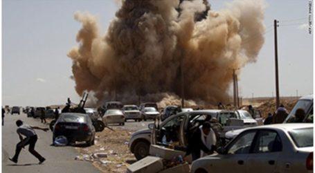 Μαίνονται οι μάχες γύρω από την Τρίπολη
