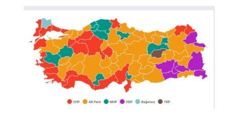 Το μήνυμα των εκλογών της Τοπικής Αυτοδιοίκησης στην Τουρκία
