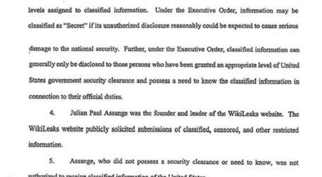 Πανηγυρίζουν τα κυβερνητικά αμερικανικά Μέσα για τη σύλληψη του Τζούλιαν Ασάνζ