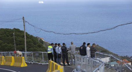 Φόρος τιμής στη μνήμη των τουριστών που σκοτώθηκαν στο δυστύχημα με το λεωφορείο