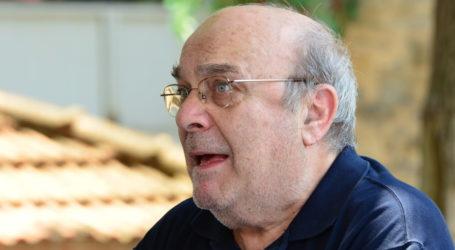 Κώστας Τσιάνος: «Με κυνηγάει το χρέος μου…»