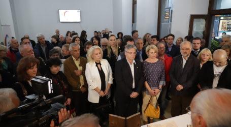Εγκαινιάστηκε απόψε το εκλογικό κέντρο του Απόστολου Παπαδούλη [εικόνες]