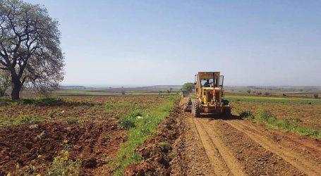 660.000 ευρώ για την αγροτική οδοποιία του Δήμου Αλμυρού