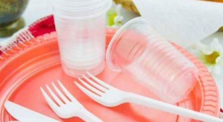 Καταργούνται τα πλαστικά μιας χρήσης στην ΕΕ από το 2021