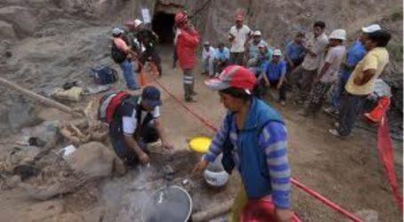 Περού: Κατάρρευση τμήματος παράνομου χρυσωρυχείου