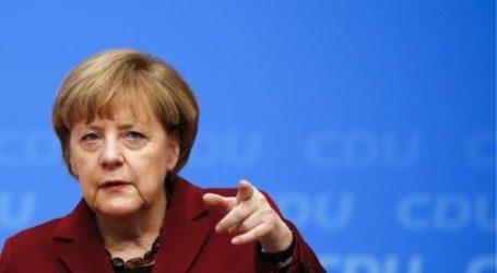 Η Άγγελα Μέρκελ επέκρινε τις πρακτικές προστατευτισμού στην ΕΕ