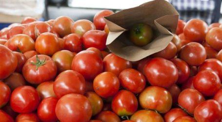 Δέσμευση 4,4 τόνων ντομάτας σε επιχείρηση του Πειραιά