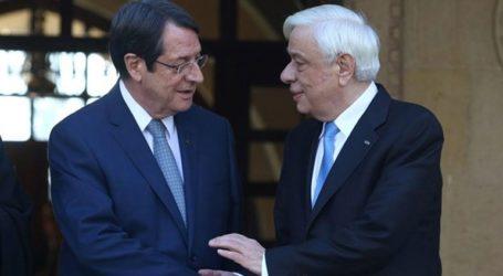 Eπικοινωνία Παυλόπουλου – Αναστασιάδη για την επέτειο του Κυπριακού Εθνικοαπελευθερωτικού Αγών