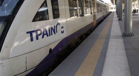 ΤΡΑΙΝΟΣE: «Δεν υπήρξε εκτροχιασμός συρμού τρένου στους Αγίους Θεοδώρους