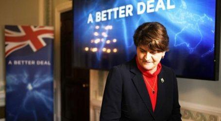 Το βορειοϊρλανδικό κόμμα DUP τάχθηκε εναντίον όλων των εναλλακτικών στη Συμφωνία Αποχώρησης