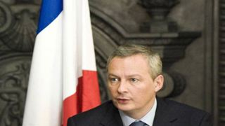 """Ο υπουργός Οικονομικών Λεμέρ ονειρεύεται μια ευρωπαϊκή """"αυτοκρατορία"""" απέναντι στην Κίνα και στις ΗΠΑ"""