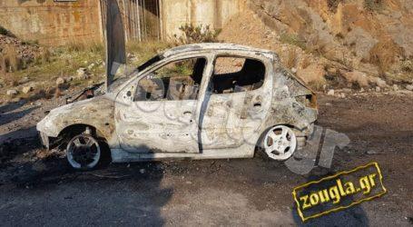 Bρέθηκε απανθρακωμένο πτώμα μέσα σε αυτοκίνητο