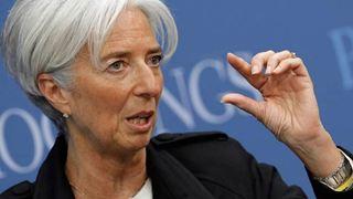 """Η προοπτική παγκόσμιας ανάπτυξης είναι πλέον """"επισφαλής"""""""