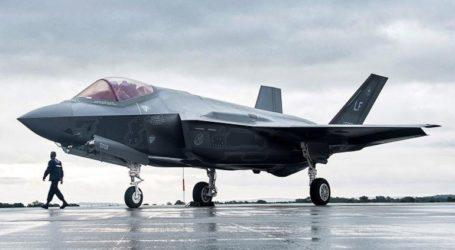 Διεκόπη η εκπαίδευση των τουρκικών πληρωμάτων στα F-35