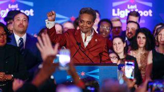 Η πρώτη Αφροαμερικανίδα δήμαρχος στο Σικάγο