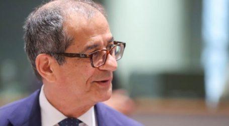 Ο υπουργός Οικονομίας της Ιταλίας Τρία διαψεύδει ότι θα υποβάλει παραίτηση