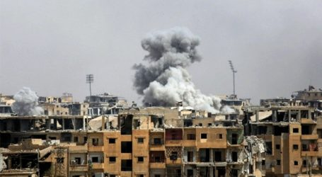 Συρία: Έκρηξη νάρκης στη Ράκα