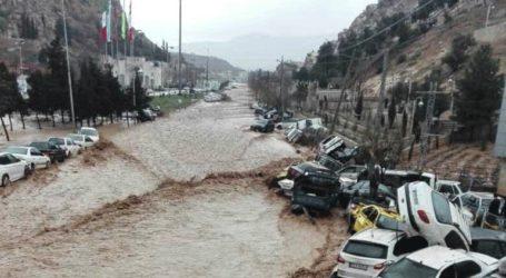 Στους 62 ανήλθε ο αριθμός των νεκρών από τις καταστροφικές πλημμύρες