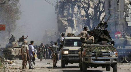 Σφοδρές μάχες έξω από την Τρίπολη