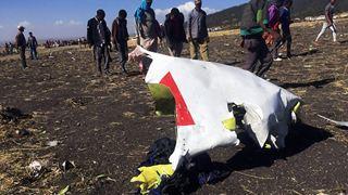 Εν αναμονή της δημοσιοποίησης των προκαταρκτικών ευρημάτων για τη συντριβή του Boeing της Ethiopian Airlines