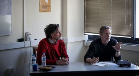 Συνάντηση Π. Γερουλάνου με τους Φίλους Τριγώνου Αθηνών