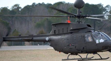 Με το ελληνικό εθνόσημο τα ελικόπτερα αναγνώρισης KIOWA που θα παραλάβει η Αεροπορία Στρατού από τις ΗΠΑ