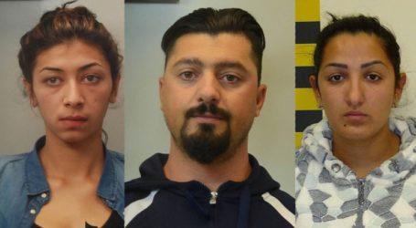 Δημοσιοποίηση στοιχείων τριών ατόμων που κατηγορούνται για ληστεία ηλικιωμένου στην Κατερίνη