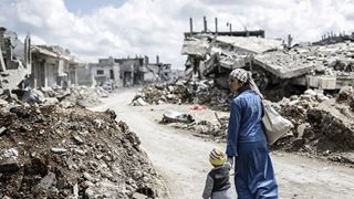 Τουλάχιστον 22 άμαχοι σκοτώθηκαν σε βομβαρδισμούς