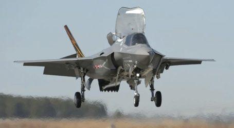 «Η εκπαίδευση των Τούρκων πιλότων στα F-35 θα συνεχιστεί»