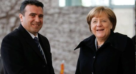 Τι συζήτησαν Μέρκελ – Ζάεφ για την επίσκεψη Τσίπρα στη Β. Μακεδονία