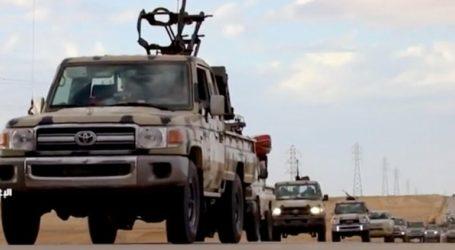 Ο Λιβυκός Εθνικός Στρατός προελαύνει προς την Τρίπολη