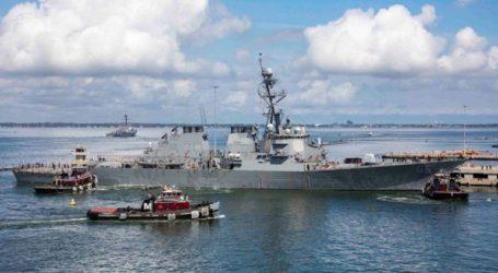 Στο λιμάνι της Σούδας το αμερικανικό αντιτορπιλικό USS Gonzalez