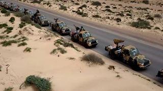 27 χιλιόμετρα από την Τρίπολη απέχουν οι δυνάμεις του Χαλίφα Χάφταρ