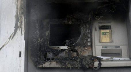 Έκρηξη σε ΑΤΜ στο Φάληρο