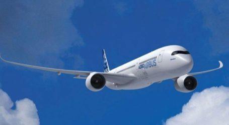 Εξομοιωτής πτήσεων του αεροσκάφους Α350 λειτουργεί από την Airbus